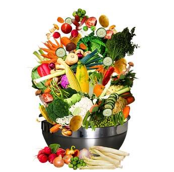 Plus de fruits et légumes ?