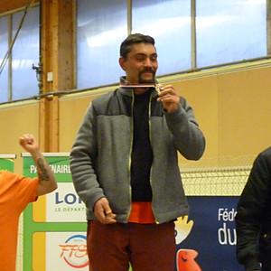 Championnat régional Sport Boules - St Chamond