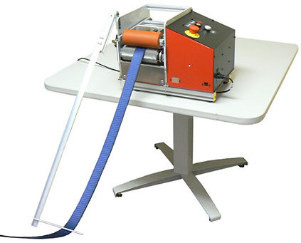 automatic prefeed, strap cutter, length cutter