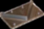 "RX-80-V2S ""V"" shaped knife plate"