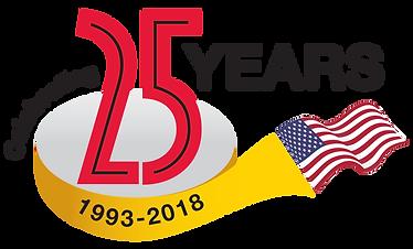 NOVA TECH celebrates 25 years of business!