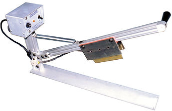 RX-84-BAL industrial hot knife, heat cutting machine
