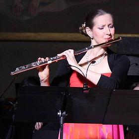 Annaleena Jämsä, flute