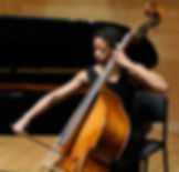 Cécile-Laure Kouassi, double bass