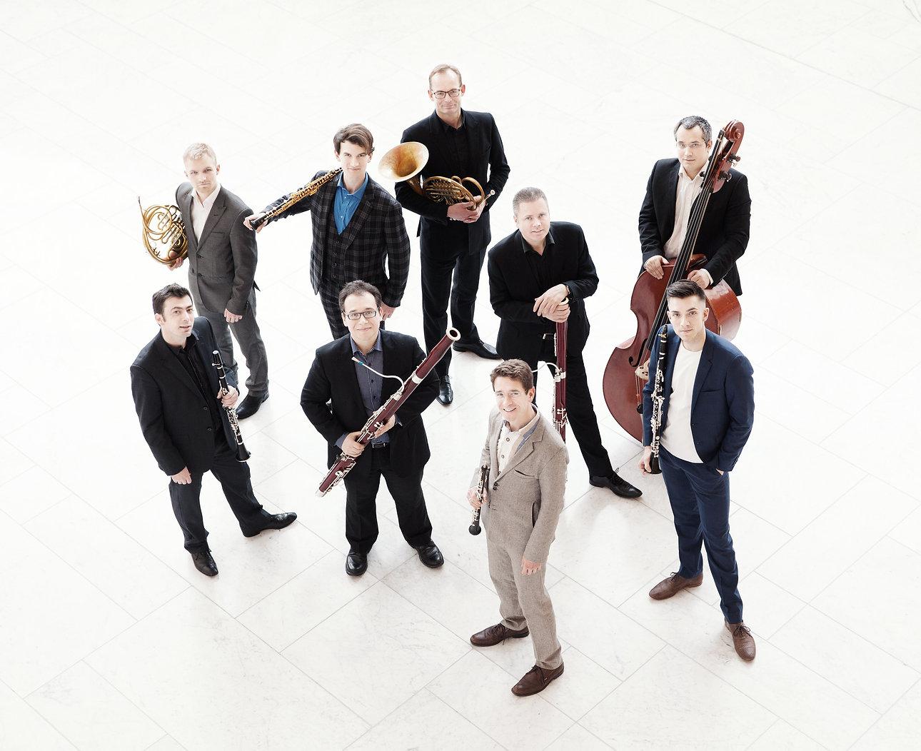 Oslo Kammerakademi. Chamber music. Harmoniemusik.