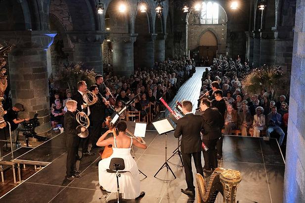 Oslo Kammerakademi in concert.