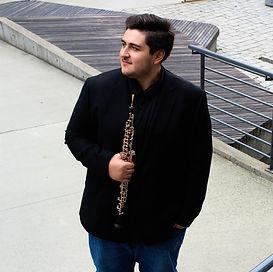 Boris Fatulaev, oboe