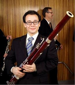 Alessandro Caprotti, bassoon