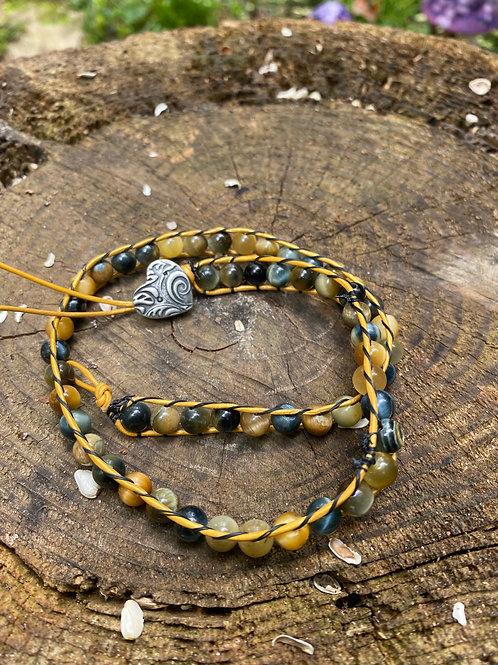 Tigers Gold bracelet