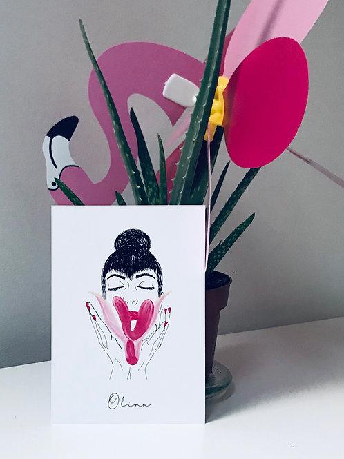 CLIT MANIA CARD