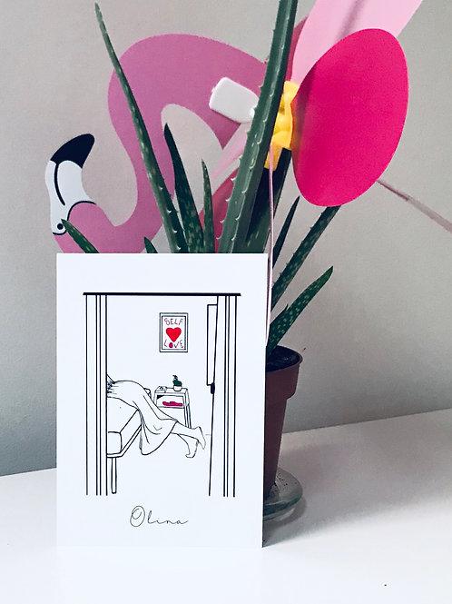 SELF LOVE CARD