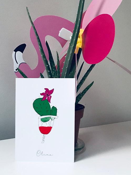 PERIOD CupTUS CARD