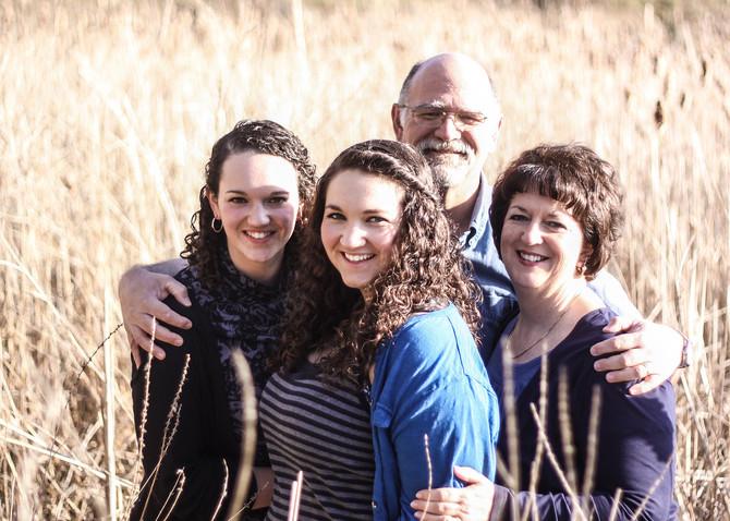 The Nanni Family: Laugh 'til it hurts!