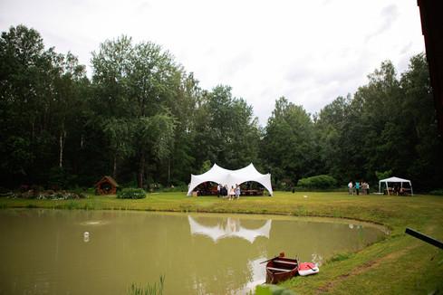 Crown paviljonas vestuvėms, kitoms šventėms