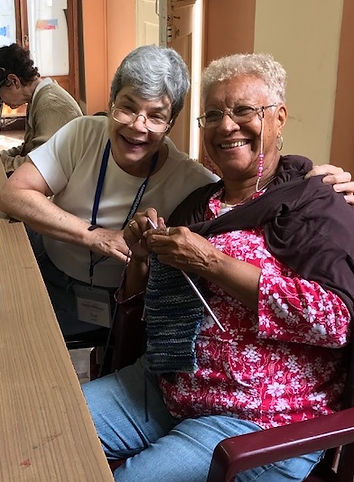 Sue and Bertille Sewing.jpg