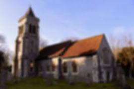 st leonard's church, chesha bois
