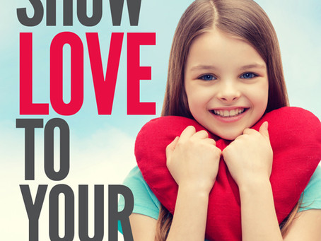 5 Ways to Show Love to Your Children
