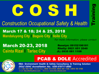 Construction Occupational Safety & Health