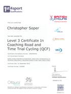 Level 3 Certificate