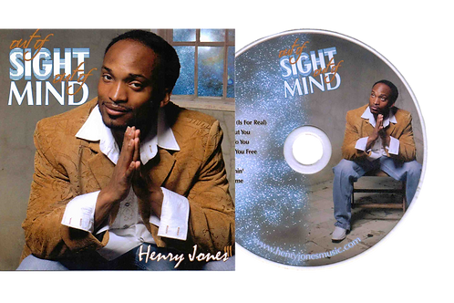 Henry Jones III - Out of Sight Out of Mind