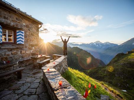 Leutschachhütte – zwei Tage unterwegs im Uri