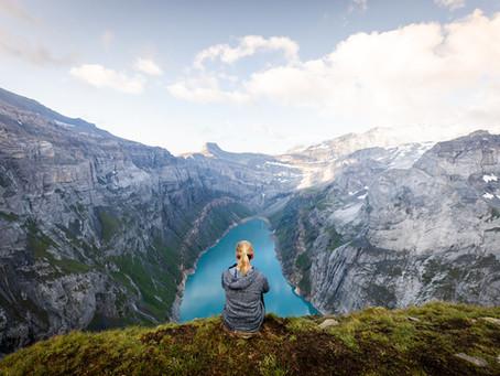 Limmerensee – das türkisblaue Juwel im Herzen der Glarner Alpen