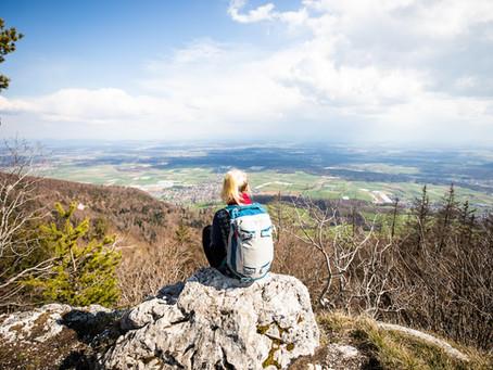 Jura Höhenweg – die perfekte Frühlingswanderung