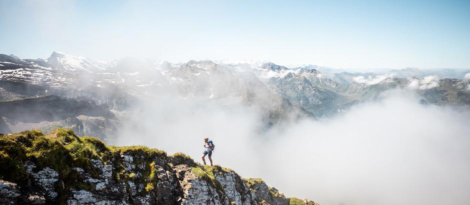 Der Brisen - ein felsiger Steinriese in der Zentralschweiz