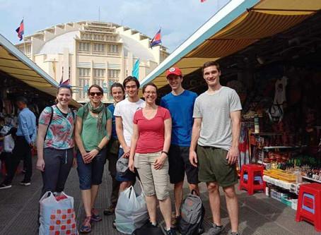 Cambodia Travel Team Updates