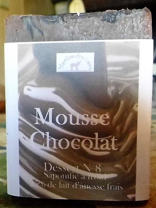 Dessert N°8  Mousse au chocolat