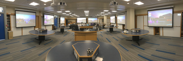 Ithaca College Center for Natural Sciences 206/208