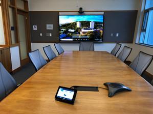 Ithaca College Enrollmenet Management conference room