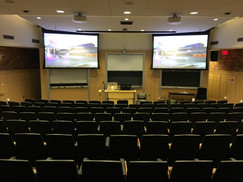 Ithaca College Textor Hall 102