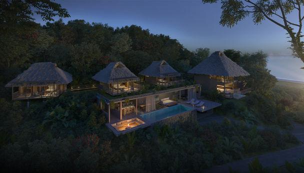 Eco Resort, Costa Rica