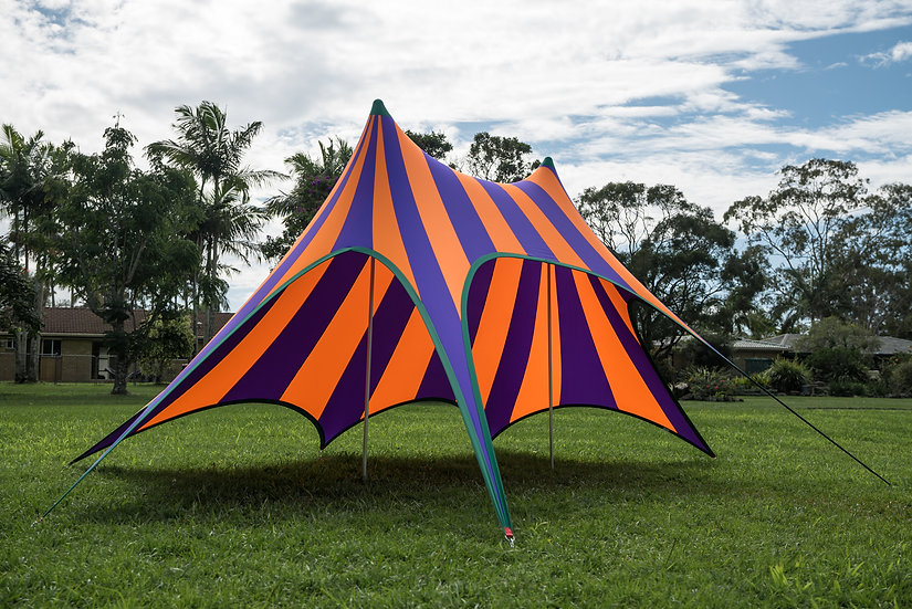 Circus - Orange/Purple