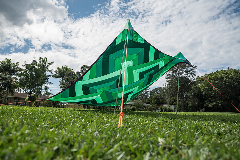 Cubed - Green