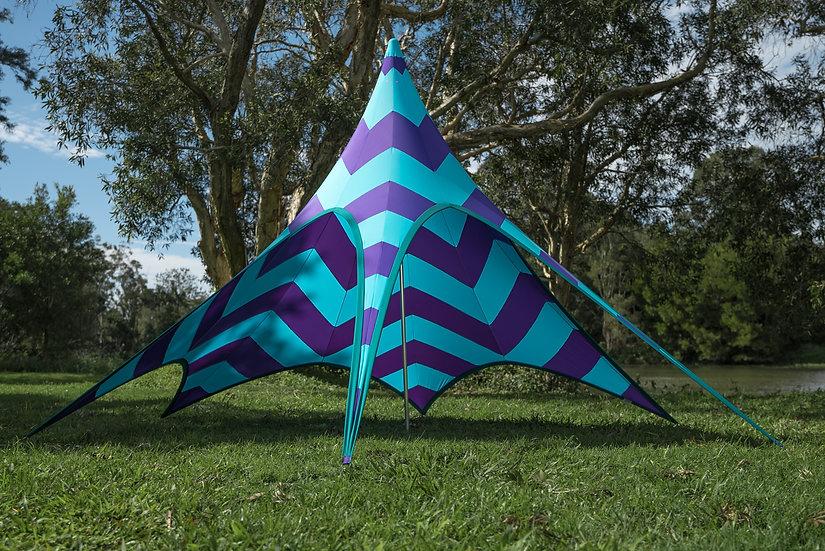 Star - Blue/Purple
