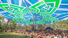 Earth Frequency Main Stage