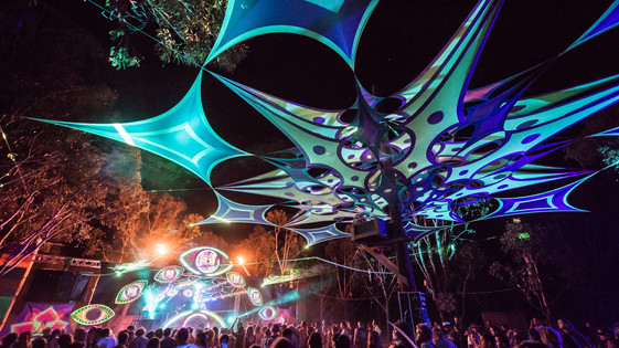 Esoteric Festival 2018 - Ascension Stage - VIC