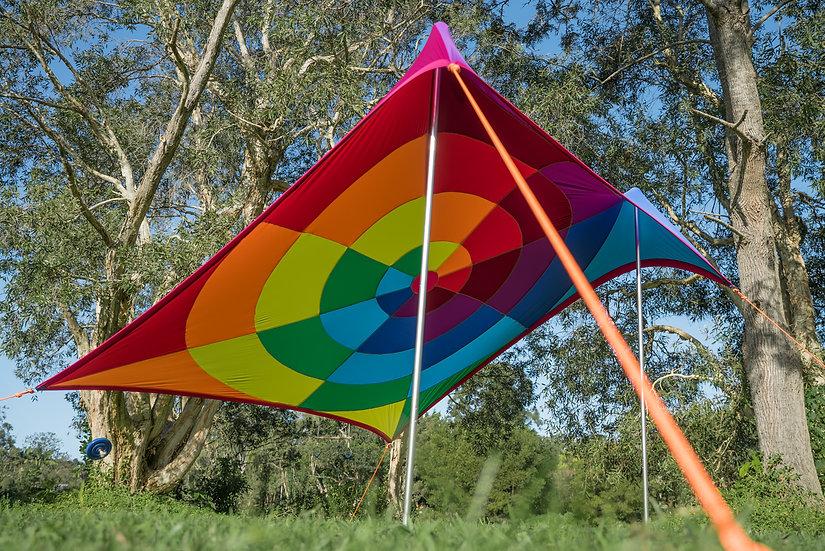 Radial 8s - Rainbow