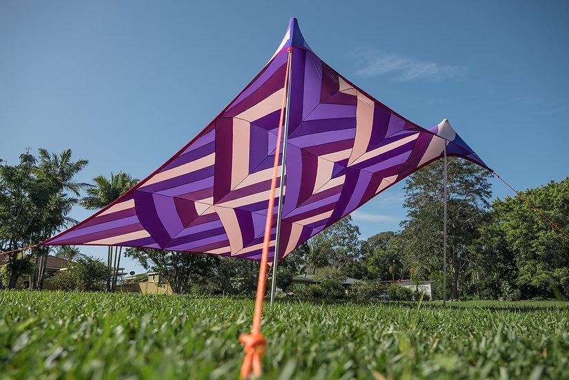 Cubed - Purple