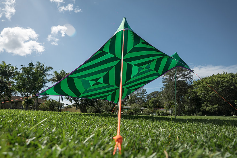 Tiles - Green