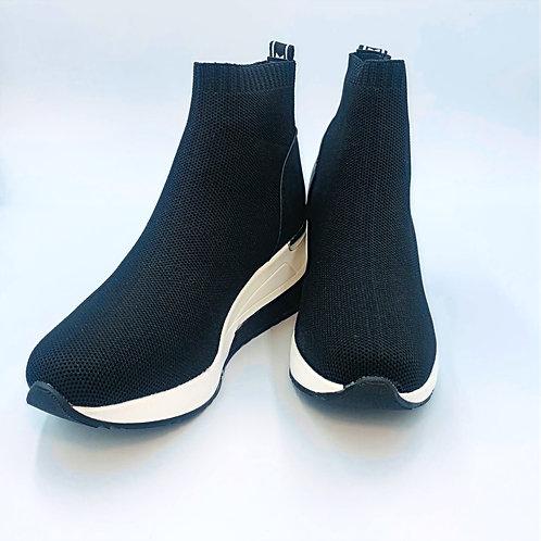 Vegan Ankle Boot   black