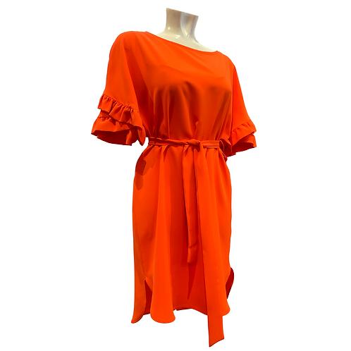 Cocktail Dress | orange fever