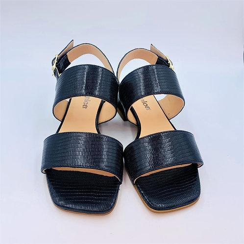 Klassische Sandale | navy