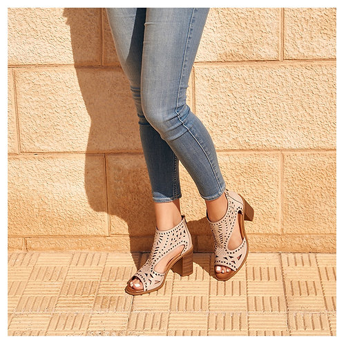 Sandale | Ethno grey