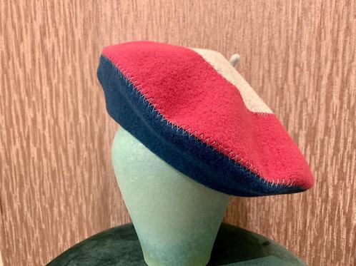 Baskenmütze | tricolor