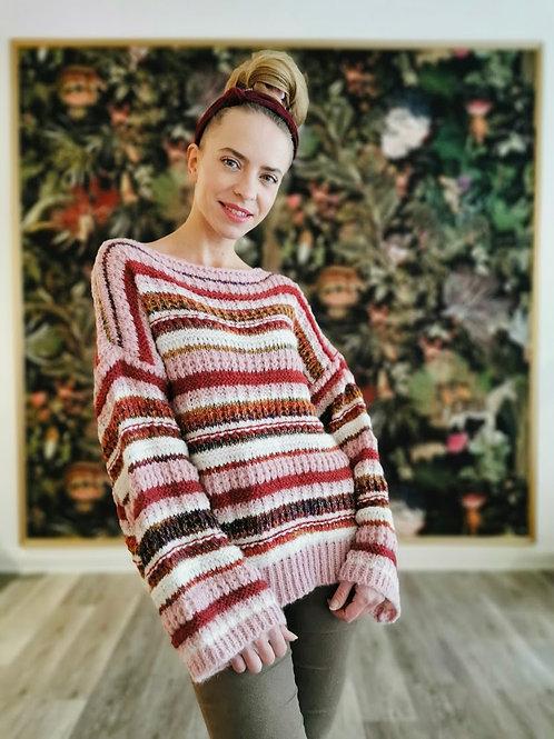 Oversize Pullover | rosérot