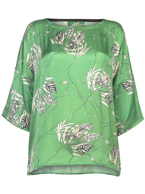 Kimono Shirt Monobotanic | mint