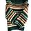 Thumbnail: Oversize Pullover | grünblau